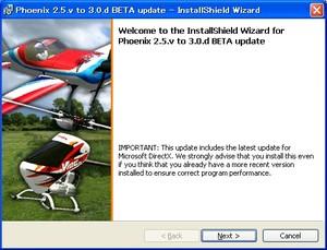 Phoenixrc30_installationwizzard1